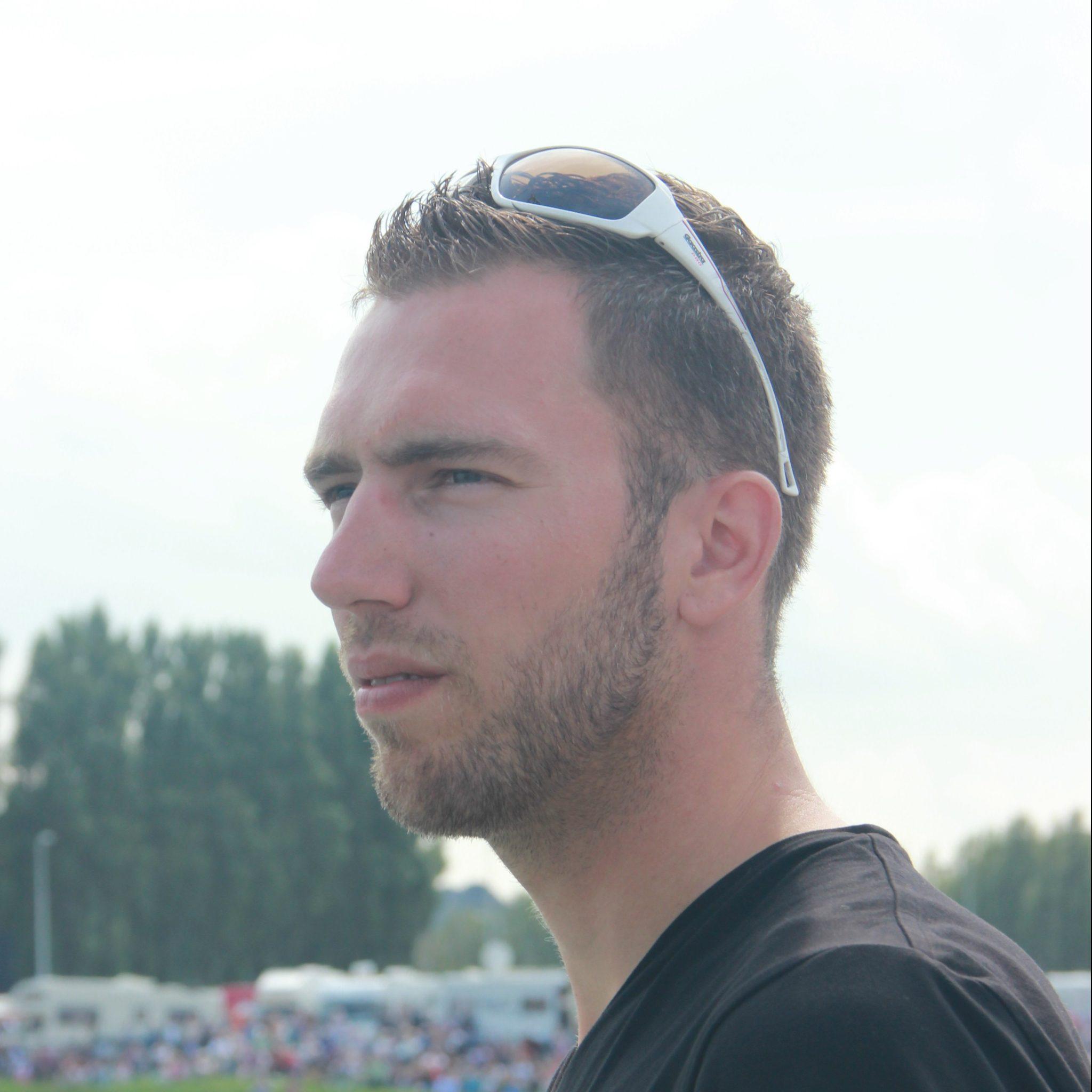 Teamfoto - Henk